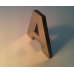 Letter A 50mm