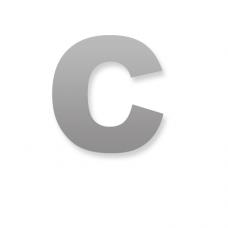 Letter C 50mm