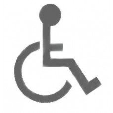 Disabled Sign (Large)