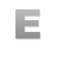 Letter E 50mm