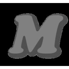 Letter M 150mm