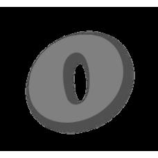 Letter O 150mm