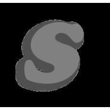 Letter S 150mm