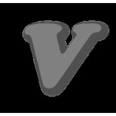 Letter V 150mm