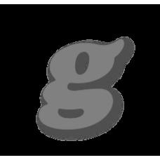 Letter g 100mm