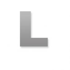 Letter L 50mm