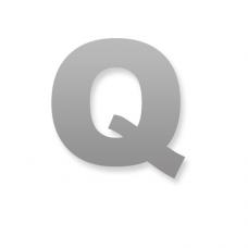 Letter Q 50mm