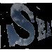 Letter H 150mm Serif