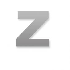 Letter Z 50mm